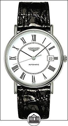Longines L49214112 La Grande Classique Presence Automatic Reloj Hombre  ✿ Relojes para hombre - (Lujo) ✿