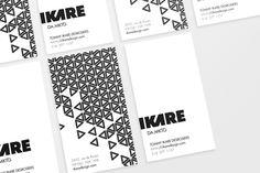 IKARE DA.MKTG | Self promotion by Tommy Ikare Desrosiers, via Behance