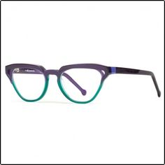 Bountiful colors are available in our new spring collections, as seen in this beautiful new l.a.Eyeworks frame, the Fedora.