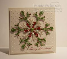 snowflakeshimmer...Sue, look at this ladies cards...there are many special ones!