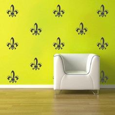 Classic Adornment Wall Decals- Decorate any room with these Classic Adornment Wall Decals. With this Design pack the possibilities are endless! Product Details:Each pack includes 18 Adornment Designs sheet includes 4 s Living Spaces, Living Room, Vinyl Designs, Cool Walls, Vinyl Wall Decals, Pattern Art, Wall Design, Wall Decor, Classic