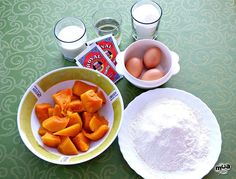 Bizcocho de calabaza Tart Recipes, Serving Bowls, Healthy, Tableware, Cake, Mandala, Ideas, Pumpkin Pie Recipes, Pretty Cakes
