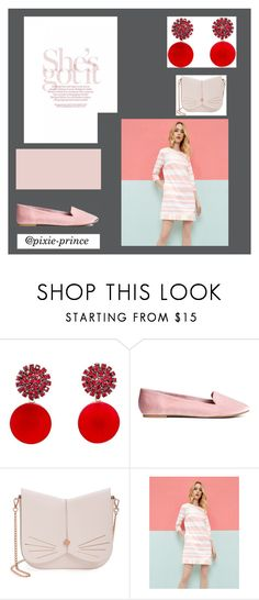 """""""holiday plane"""" by ikhlastaourirt ❤ liked on Polyvore featuring Marni and Ted Baker"""