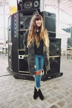 Festival outfit / FRINGE
