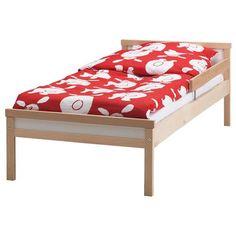 SNIGLAR Πλαίσιο κρεβτ & προστ/κό κάγκελο - IKEA