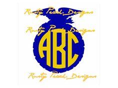 ffa life ffa emblem cutting file download svg png studio rh pinterest com ffa logo vector free ffa agricultural education logo vector