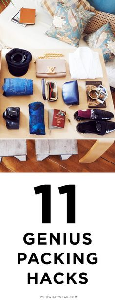 11 simple (yet highly effective) hacks make packing a suitcase a total breeze