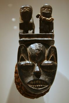 Isoko Mask by  Unknown Artist