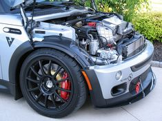 COOPER - MINI Cooper custom - SUV Tuning