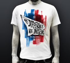 "Nike ""Nos Différences Nous Unissent"" by Atelier Martinoña , via Behance"