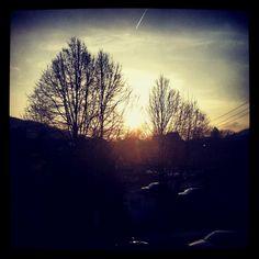 Ellicottville sunset