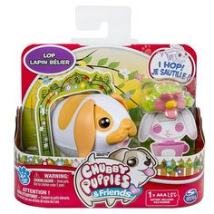 Chubby Puppies and Friends Lop Bunny * Learn more by going to the photo web link. (This is an affiliate link). Baby Doll Nursery, Baby Girl Toys, Toys For Girls, Kids Toys, Beanie Boo Dogs, Nom Noms Toys, Chubby Puppies, Little Live Pets, Unicorn Foods