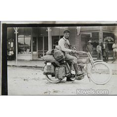 Antique Motorcycles, Mail Delivery, Price Guide, Post Office, Antiques, Antiquities, Antique, Snail Mail