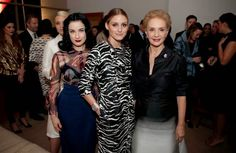 The Olivia Palermo Lookbook : Olivia Palermo at Carolina Herrera Event