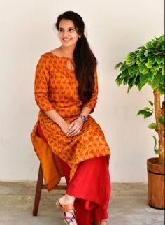 Latest trendy simple kurta designs - The handmade craft