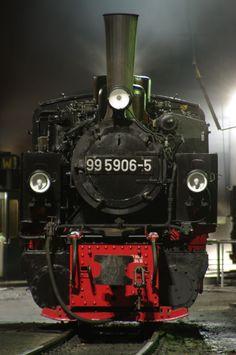 99 5906-5 im Bw Wernigerode