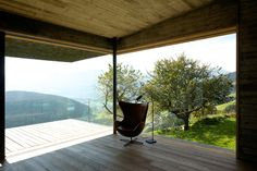 'next to the chapel' by bergmeister wolf architekten, sterzing, italy