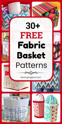Good Pics diy sewing tutorials Strategies Fabric Storage Basket Patterns, diy projects, and free sewing tutorials. Make square, round, large Fabric Storage Baskets, Fabric Boxes, Sewing Baskets, Bag Patterns To Sew, Sewing Patterns Free, Free Sewing, Sewing Pattern Storage, Free Pattern, Diy Sewing Projects