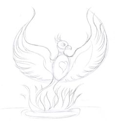Special Tips How To Draw A Phoenix From Harry Potter To 68 Light How To Draw A Phoenix From Harry PotterHigh Quality Examples. Drawing Tips, Drawing Ideas, Phoenix Art, Art Diary, Ipad Art, Art Tutorials, Art Projects, Street Art, Sketches