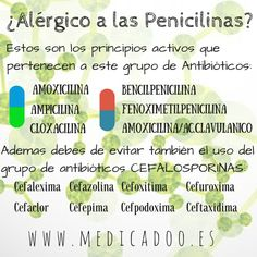 Alergia a penicilinas