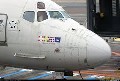 SAS is retiring their MD-80s on October 26, 2013