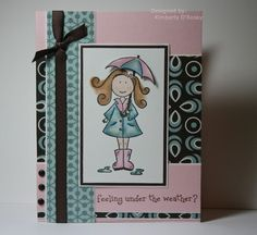 Rainy Days by Kauai17 - Cards and Paper Crafts at Splitcoaststampers
