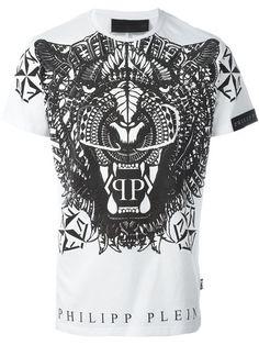 PHILIPP PLEIN 'Predator' T-Shirt. #philippplein #cloth #t-shirt