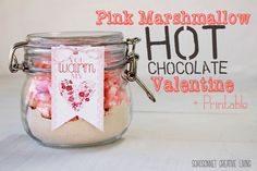Pink Marshmallow Hot