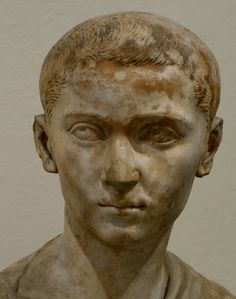 Philip the Younger, son of Philip the Arab (close-up). The Ancient One, Ancient Rome, Ancient Art, Ancient History, Roman Sculpture, Sculpture Art, Modern Sculpture, Roman History, Roman Emperor