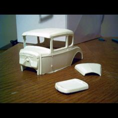 1931 Ford Model A Coupe Kit - Early Years Resin
