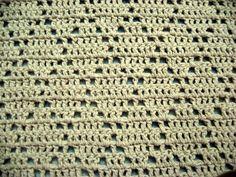 Punto 64 tejido a crochet