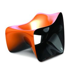 Carbon fiber Vortex Lounge  By Giovanni Pagnotta $16800.