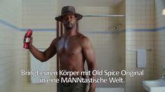 Old Spice Werbung - Und so fängt alles an