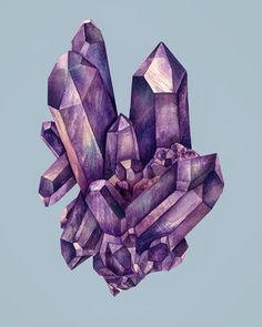 Dear mineral lovers. New series of minerals will be online soon - some more #mineraladmiration ! #mineral #crystal #gem #crystals #watercolor #minerals #karinaeibatova by karina.eibatova