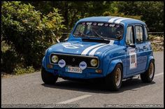 Renault 4 Racing Rally