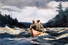 Winslow Homer ~ The Poet of the Sea   Tutt'Art@   Pittura • Scultura • Poesia • Musica