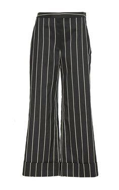 Rhodia Striped Trouser by Zeus + Dione | Moda Operandi