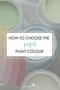Picking the perfect paint color, for your home, can be a challenge. We're here to help you with the process. It doesn't have to be overwhelming and stressful!