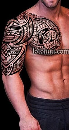 tattoos samoa - maori - Tattoo Designs for Women Tribal Shoulder Tattoos, Tribal Tattoos For Men, Tribal Sleeve Tattoos, Tattoos For Guys, Polynesian Tattoo Designs, Maori Tattoo Designs, Tattoo Sleeve Designs, Maori Tattoo Frau, Samoan Tattoo