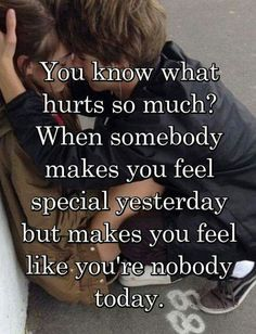 Other thing that hurts THAT much is that no one make you feel special EVER Quotes Deep Feelings, Hurt Quotes, Mood Quotes, Ignore Me Quotes, Feeling Broken Quotes, Funny Quotes, Status Quotes, Bff Quotes, Hurt Feelings