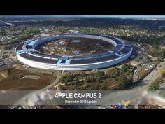 Estas son las últimas imágenes del Campus 2 de Apple en costrucción - http://www.actualidadiphone.com/estas-las-ultimas-imagenes-del-campus-2-apple-costruccion/