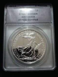 Jual Great Britain 2011 Britannia Standing Windswept with Trident - Kota Surabaya - Finebullion Store Rare British Coins, Trident, Silver Coins, Great Britain, Silver Quarters
