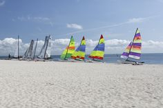 #Sylt #Meer #Sonne #Wolken #Urlaub #Catamaran #Segeln #Hörnum