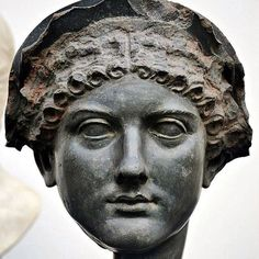 Agrippina The Younger, Carlsberg Glyptotek, Copenhagen, Denmark.