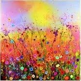 Yvonne Coomber - Giclee Limited Edition prints - You Make My Heart Sing Painting & Drawing, Watercolor Paintings, Oil Paintings, Cartoon Flowers, Alcohol Ink Art, Cross Paintings, Beautiful Paintings, Beautiful Scenery, Painting Inspiration