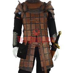 Norman Warrior Armour