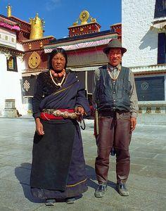 Just Tibetans who makes Tibet Tibetan by reurinkjan, via Flickr