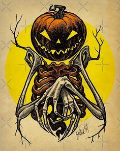 Retro Halloween, Halloween Kunst, Halloween Artwork, Halloween Pictures, Creepy Halloween, Halloween Wallpaper, Halloween Horror, Halloween Town, Halloween Pumpkins