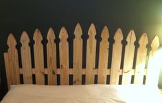 KBatch » Blog Archive » Homemade Headboard: Part 1 The Fence