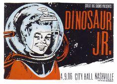 GigPosters.com - Dinosaur Jr.